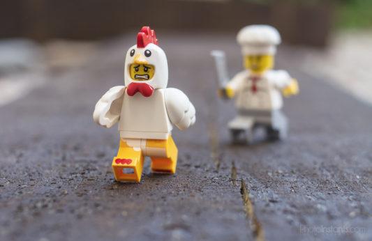 Lego Chicken Run