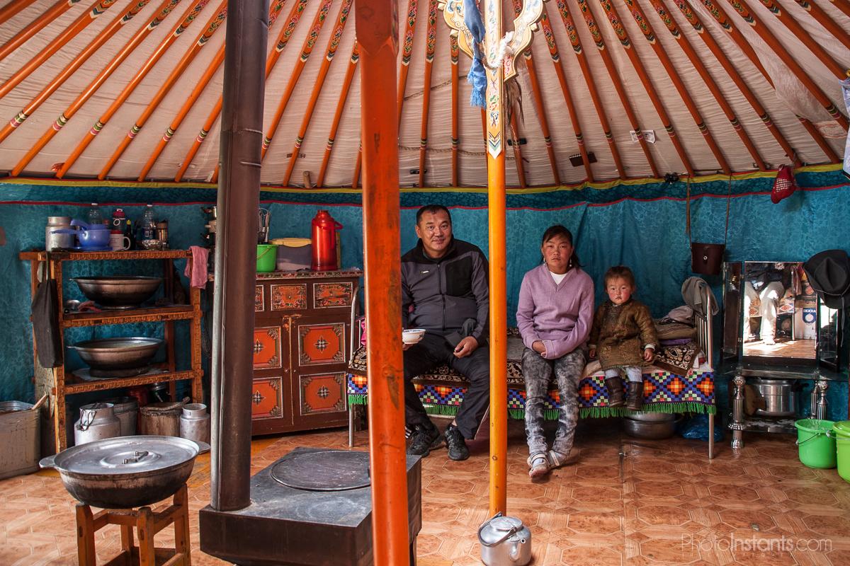 Família nómada